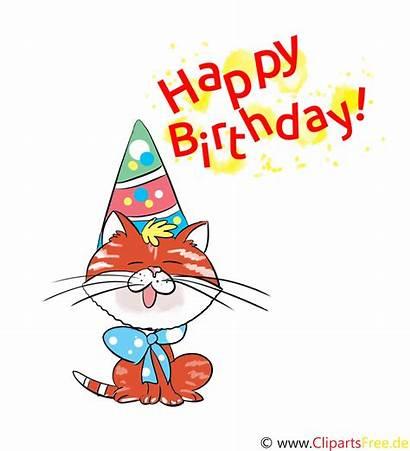 Kostenlos Birthday Happy Geburtstags Gify Clipart Anniversaire
