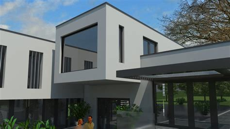 Villa In Rhenen Nl by Prijsvraag Villa In Rhenen Studio412