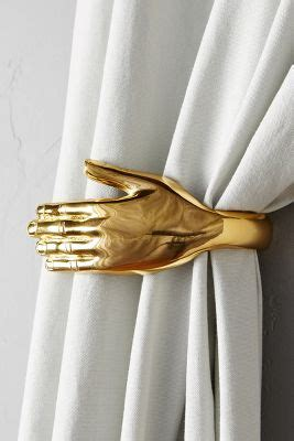 Attache Rideau Moderne by Handheld Tieback Anthropologie