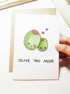 Funny mother's day card cute mother's day card birthday