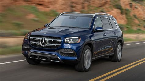 2020 Mercedes-Benz GLS Review: Built in America for Americans
