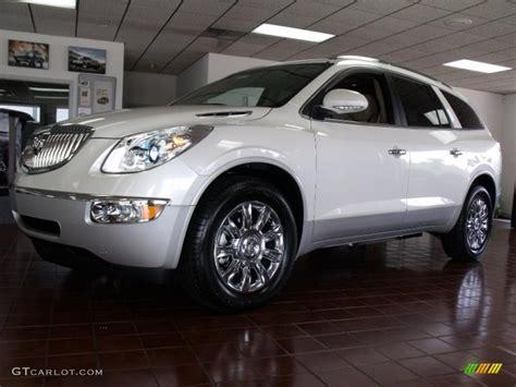2011 Buick Enclave Colors by 2011 White Tricoat Buick Enclave Cxl 34095310