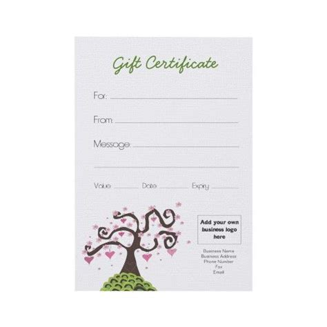 Make My Own Resume Free by Create Your Own Gift Certificate Vouchers For Your