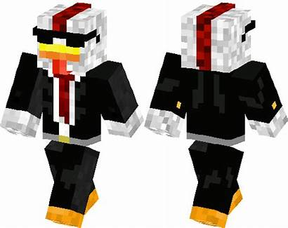 Chicken Skin Mr Minecraft Skins 3d Minecrafthub
