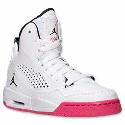 Girls Grade School Jordan Flight SC 3 Basketball Shoes