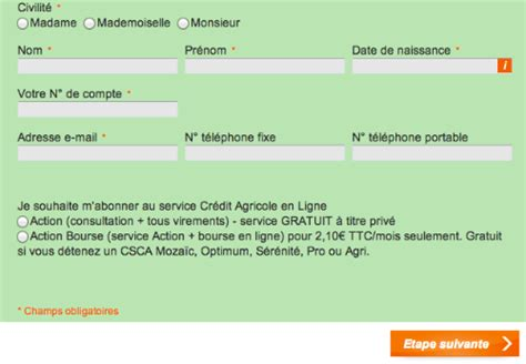 banque postale si鑒e social ca nmp fr mes comptes en ligne