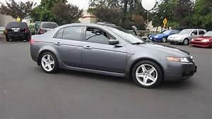 2005 Acura Tl  Gray - Stock  730979