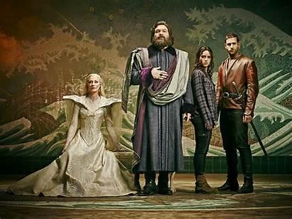 Emerald Tv Series Wizard Dorothy Lucas Nbc