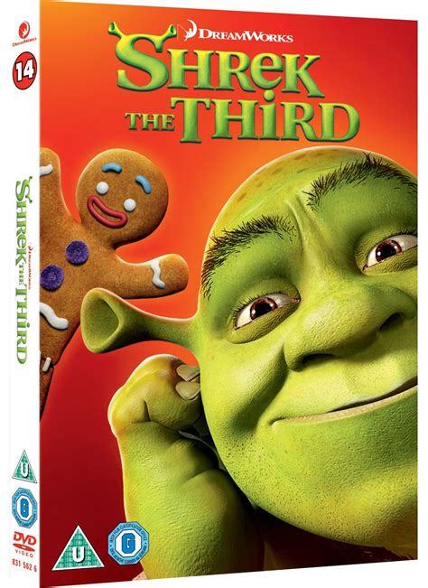 Shrek the Third | DVD | Free shipping over £20 | HMV Store