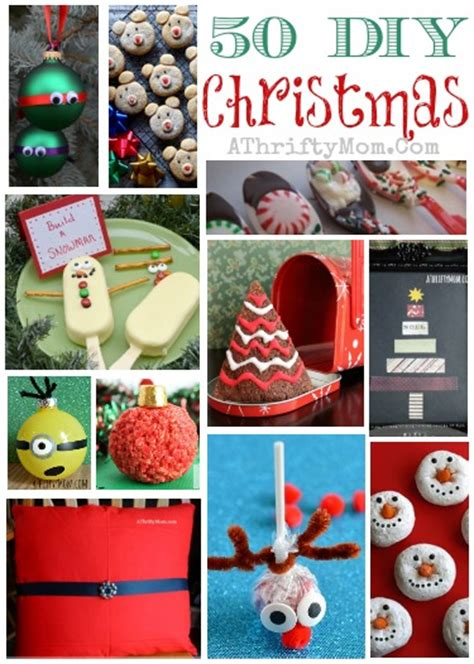 50 diy christmas ideas recipes crafts and more