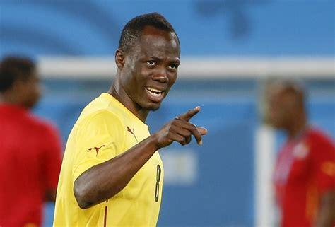 2014 World Cup: Agyemang-Badu elated to have made World ...