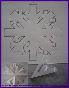 Flocon De Neige En Papier Facile Maternelle : flocon de neige en papier facile mobile flocons de neige avec tuto l 39 atelier ambulant ~ Melissatoandfro.com Idées de Décoration