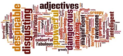 Adjectives For by Strong A I Random Thoughts About Strong A I Page 2