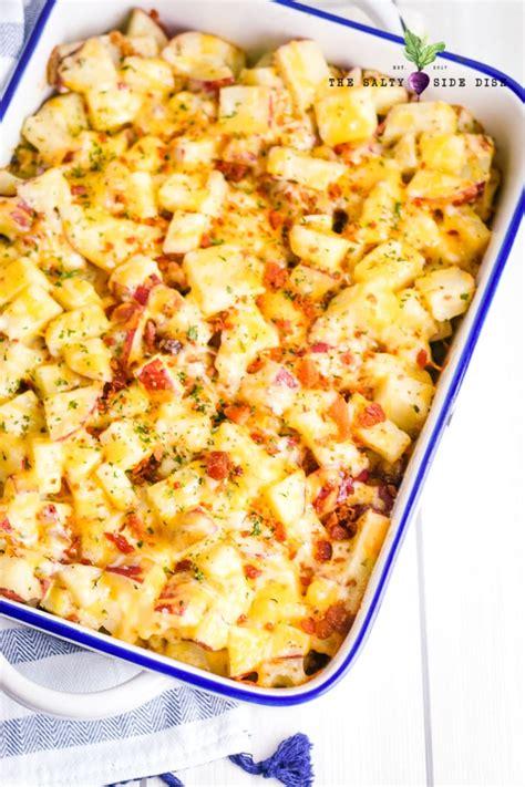 cheesy potato casserole  crafts  recipes