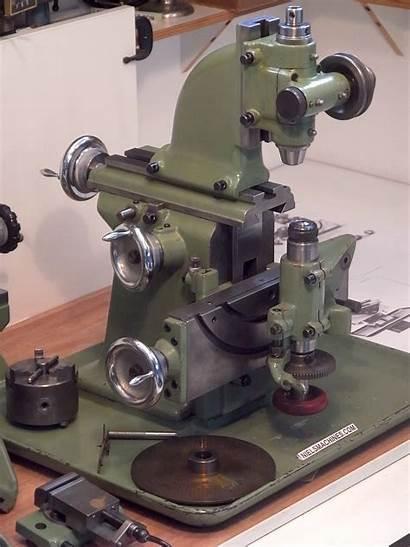 Schaublin Milling Machine Sv Machines Sold