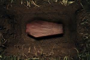 How Long Could You Survive In A Coffin If You Were Buried ...