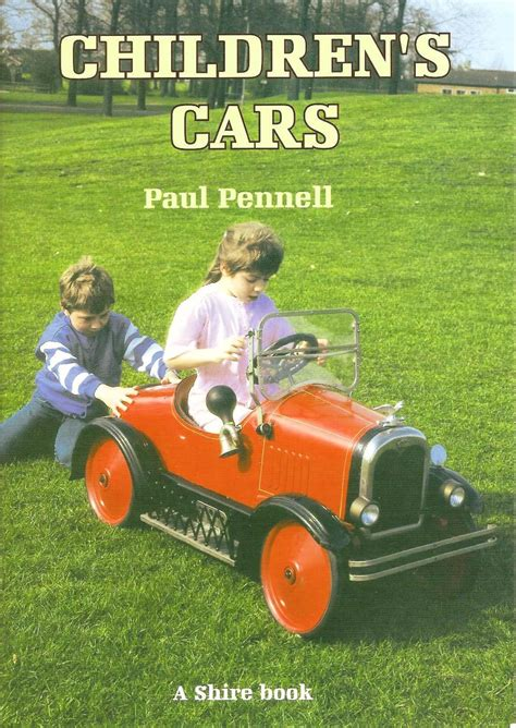 books about cars and how they work 2001 honda s2000 lane departure warning children s cars paul pennell a shire book 2001