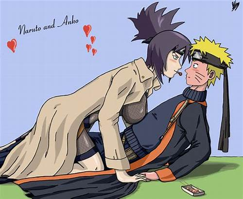 These Boobs Are So Strong They Have Their Own Address #Naruto #And #Anko #2 #By #Alphadelta1001 #On #Deviantart