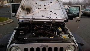 2008 Jeep Wrangler Fire In Wiring Harness  Fuse Box  4