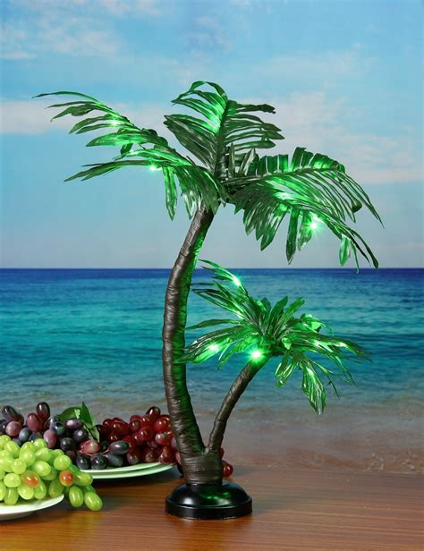 table top palm tree your own beach themed room a room that calms your spirit