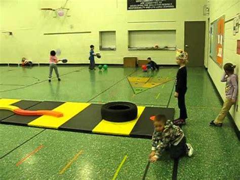 pe obstacle course for kindergarten 412 | hqdefault