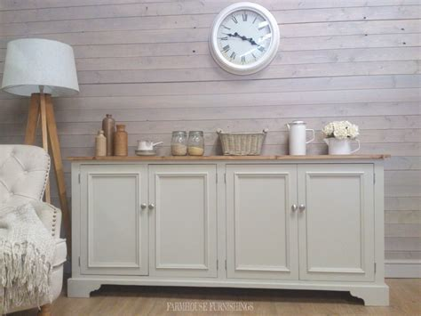 Welsh Sideboard for Sale, Solid Pine 6ft Sideboard Kitchen