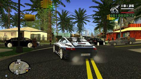Gta San Andreas Eeshaan's Graphics Mod V1.0 Mod