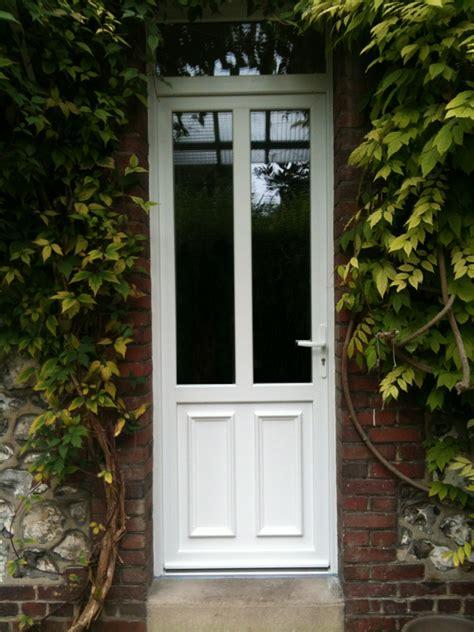 porte d entr 233 e avec porte fenetre pvc renovation porte d entr 233 e blind 233 e a conception 2017