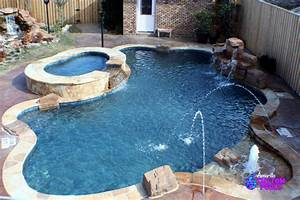 Custom Gunite Pool Construction  Amarillo  Texas