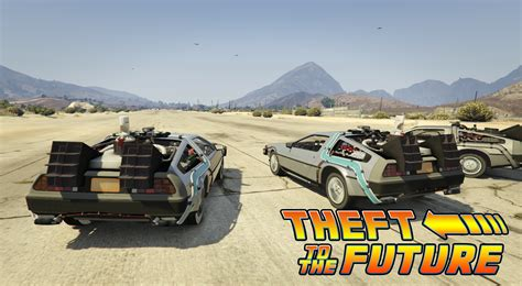 Back To The Future  Delorean Time Machine (3 Car Pack