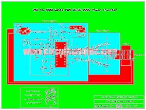 5000 Watt Inverter Circuit Diagram 5000w