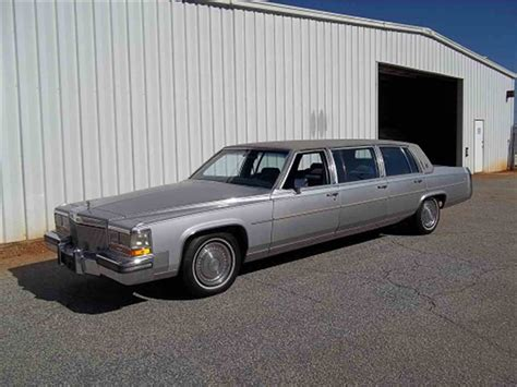 Classic Car Limo Service by 1989 Cadillac Limousine For Sale Classiccars Cc 972439