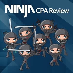 ninja cpa review  test bank  read