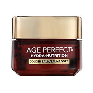 age perfect hydra nutrition balm face neck chest