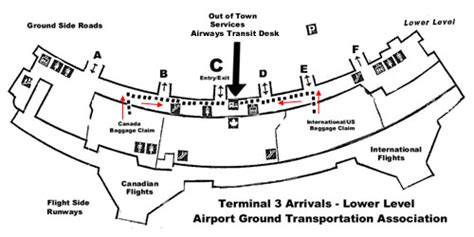 Pearson Airport Map Related Keywords