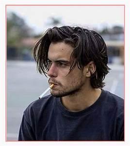 Coupe Cheveux Homme Long : coupe homme cheveux long coupe homme cheveux fins ~ Mglfilm.com Idées de Décoration
