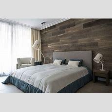 Holzwände Im Schlafzimmer  Tolle Ideen Mit Rustikalem