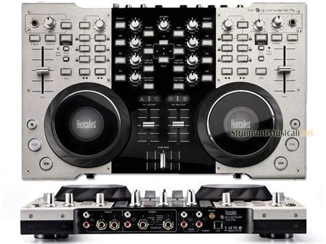 hercules dj console 4 mix hercules dj console 4 mx strumenti musicali net