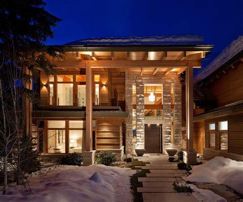 luxury timber frame mountain retreat  whistler home design vn home design ideas home