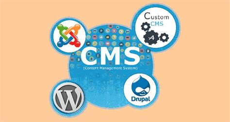 Free Content Management System 25 Best Free Cms 2018 Open Source Content Management Systems