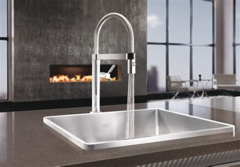 Blanco 441622 Culina Mini Pull Down Faucet   Chrome