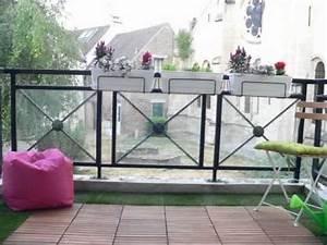 deco balcon zen With idee amenagement jardin zen 2 balcon 40 idees pour lamenager et le decorer