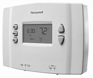 1 Week Programmable Thermostat