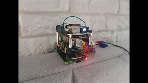 raspberry pi dlp pico projector diy youtube