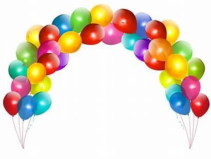 Clipart Baloon Arch Cliparts Balloons Ballon