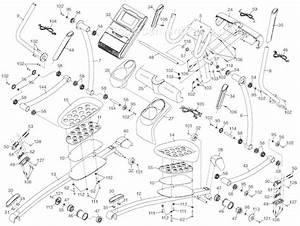 Nordictrack Ntel091093 Parts List And Diagram