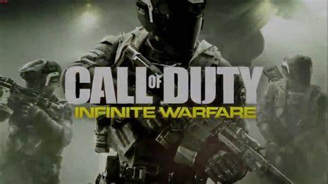 call  duty infinite warfare gameplay revealed