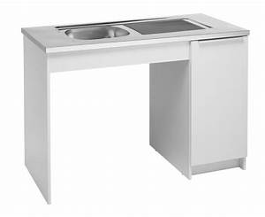 Largeur Porte Pmr : moderna meuble cuisinette boreale ou cadette m lamin pmr largeur 120 cm caisson r f ~ Melissatoandfro.com Idées de Décoration