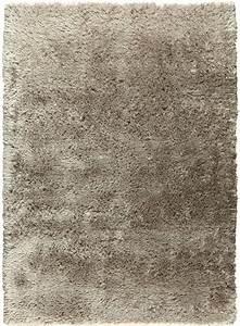 Tapis Couleur Taupe : tapis tres hautes meches adore 2 taupe de la collection ligne pure ~ Teatrodelosmanantiales.com Idées de Décoration