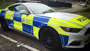 Ford Mustang UK police car prototype could end up in a crusher - Drivers Magazine